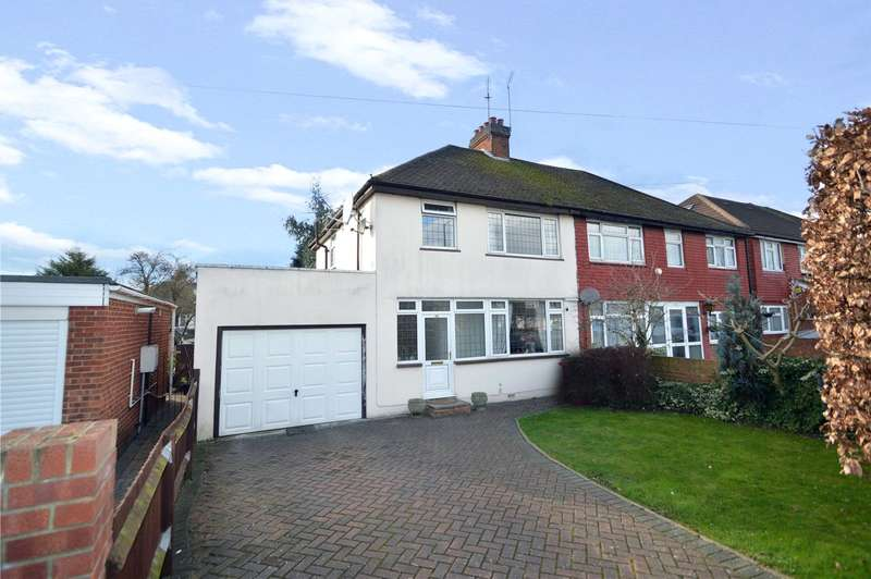 3 Bedrooms Semi Detached House for sale in Cippenham Lane, Slough, Berkshire, SL1