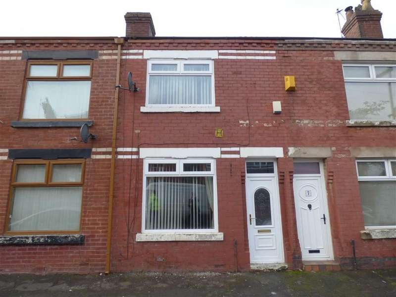 2 Bedrooms Property for sale in Lizmar Terrace, Moston, Manchester, M9