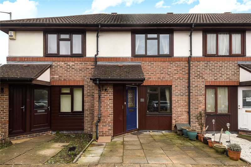 2 Bedrooms Terraced House for sale in All Saints Rise, Warfield, Berkshire, RG42