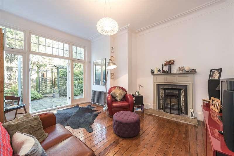 3 Bedrooms Flat for sale in Hillfield Park, London, N10