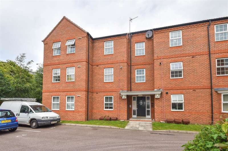 2 Bedrooms Flat for sale in Moir Close, Sileby, Leicester, LE12 7RN