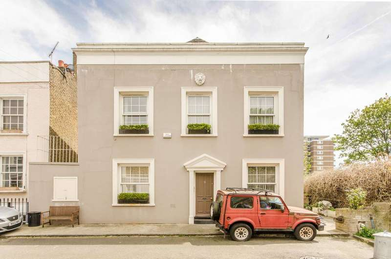 4 Bedrooms House for sale in Billing Street, Chelsea, SW10