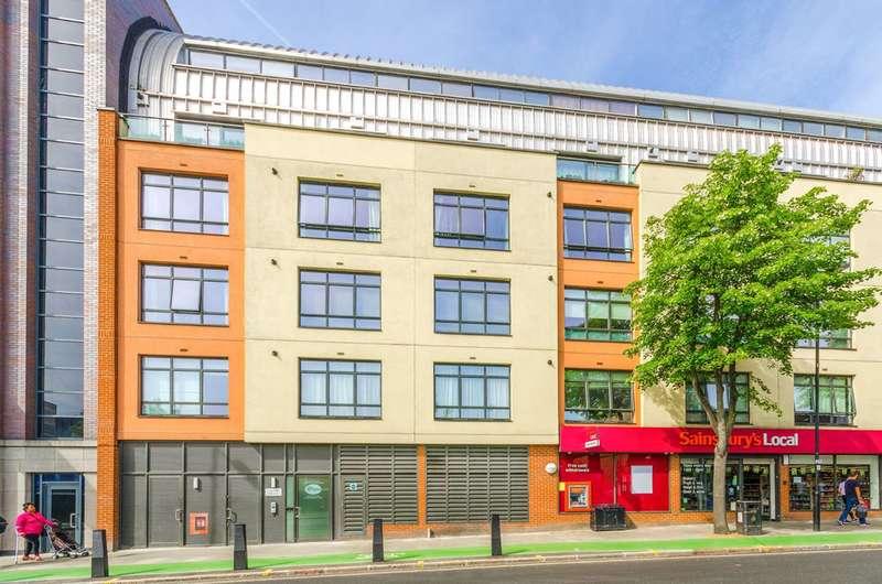 1 Bedroom Flat for sale in Vista House, Finsbury Park, N4