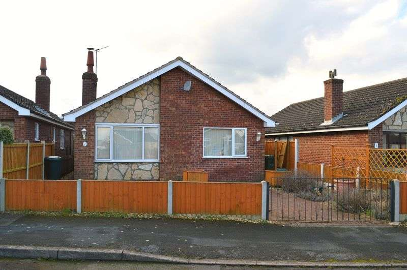3 Bedrooms Semi Detached Bungalow for sale in Bartholomew Close, Bardney