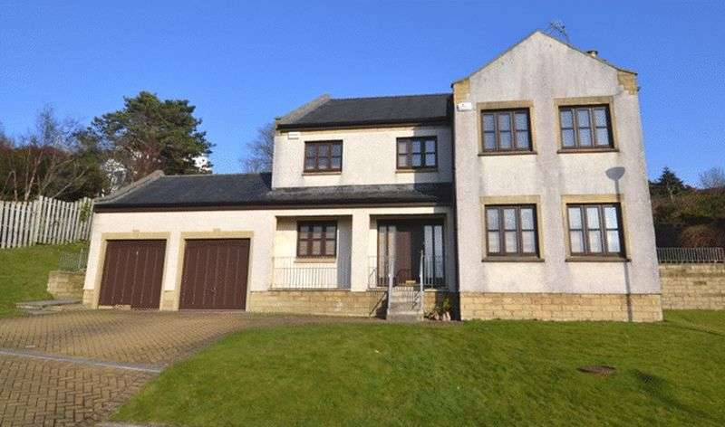5 Bedrooms Detached House for sale in Snowdon Terrace, West Kilbride