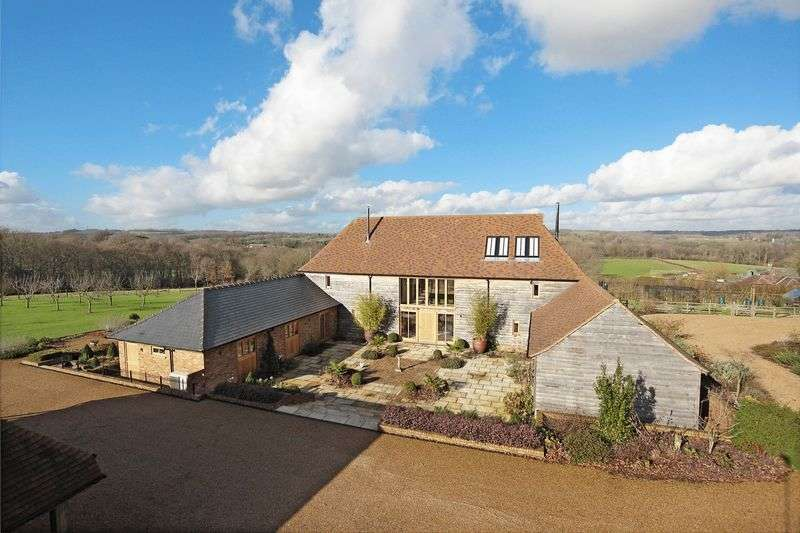 6 Bedrooms Detached House for sale in Ashdown Forest, Hartfield, East Sussex