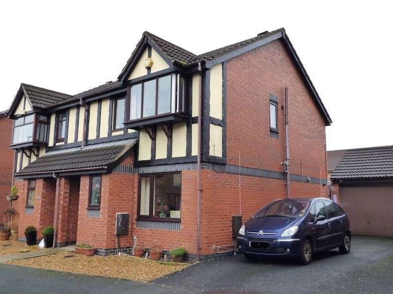 3 Bedrooms Semi Detached House for sale in Roeburn Drive, Morecambe