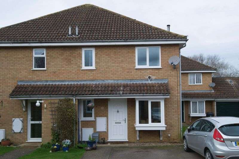 1 Bedroom House for sale in Beaver Close, St. Neots
