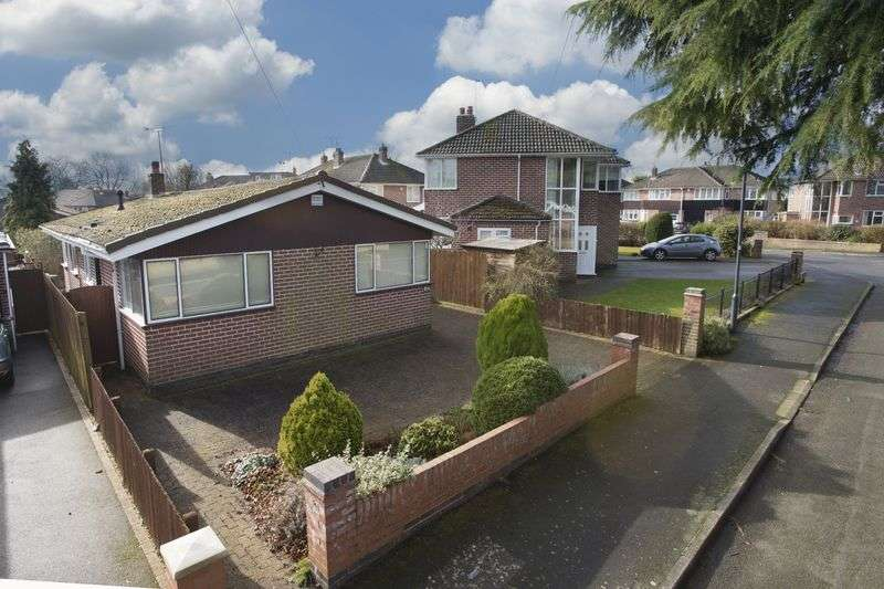 3 Bedrooms Detached Bungalow for sale in Suncliffe Drive, Kenilworth
