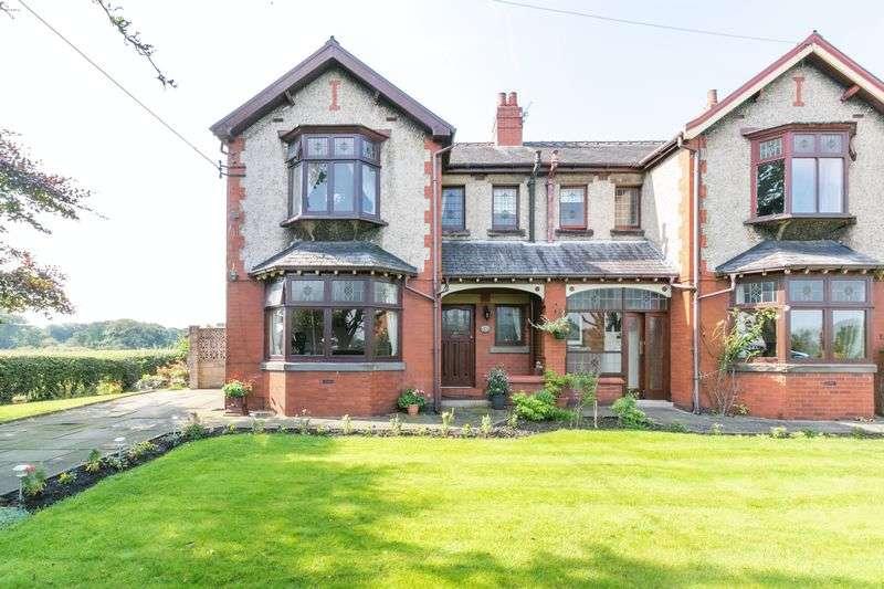 3 Bedrooms Semi Detached House for sale in Wood Lane, Heskin, PR7 5NS