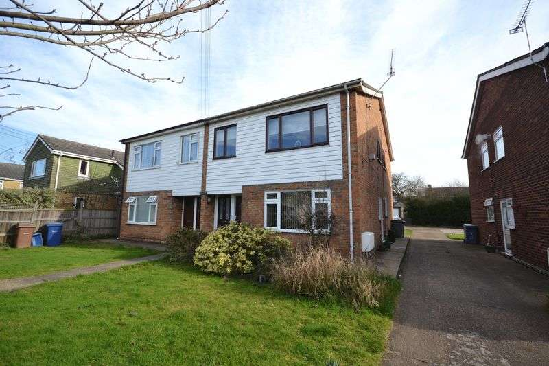 2 Bedrooms Flat for sale in Viceroy Court, Stanford-Le-Hope