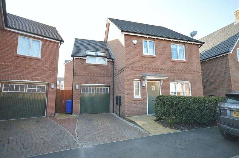 3 Bedrooms Detached House for sale in St. Aidans Drive, Widnes