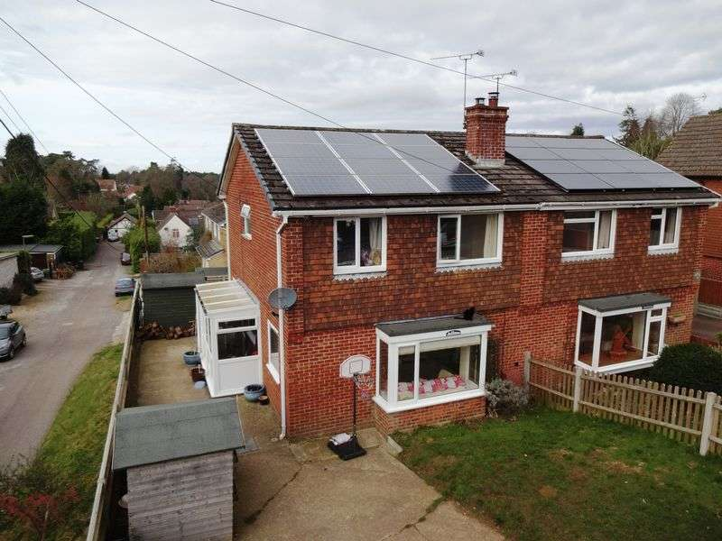 4 Bedrooms Semi Detached House for sale in Beacon Hill Road, Hindhead