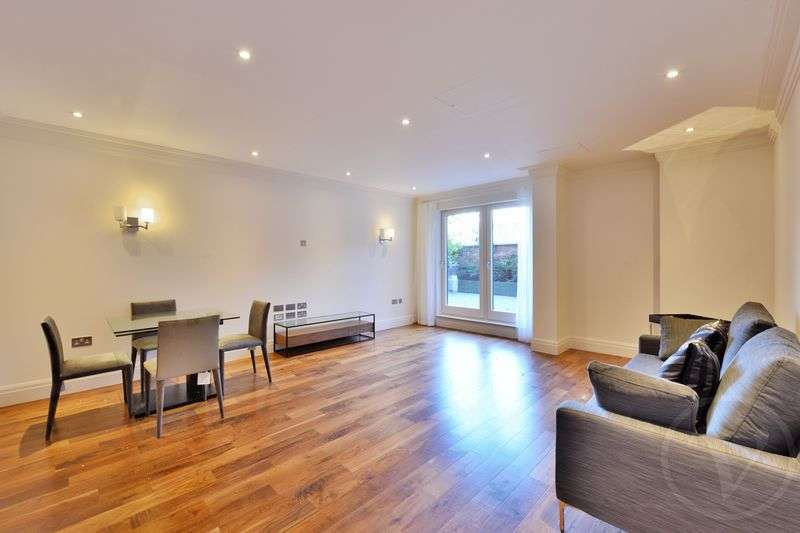 2 Bedrooms Flat for sale in West Heath Place, Finchley Road, London, NW11