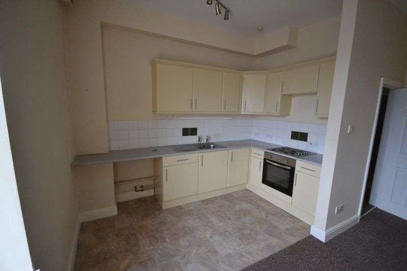 1 Bedroom Flat for sale in Victoria Road, Pembroke Dock