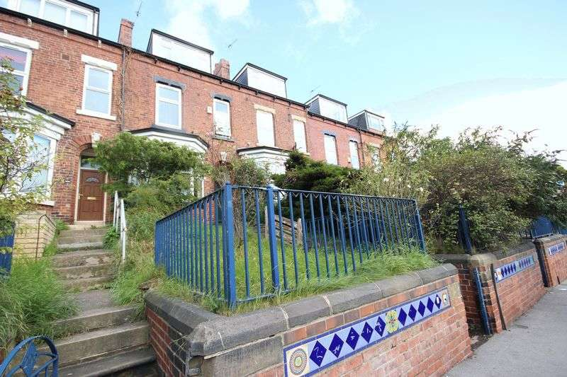 4 Bedrooms Terraced House for sale in Burley Road, Leeds
