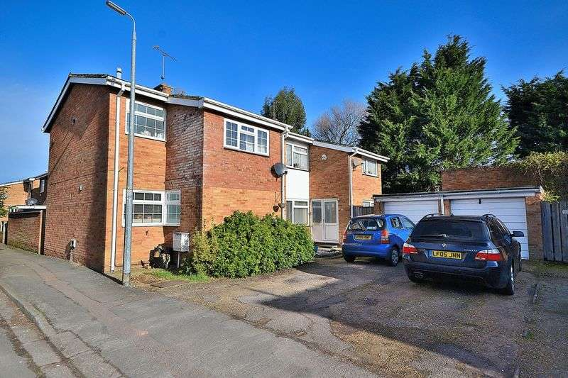 4 Bedrooms Semi Detached House for sale in Danes Way, Leighton Buzzard