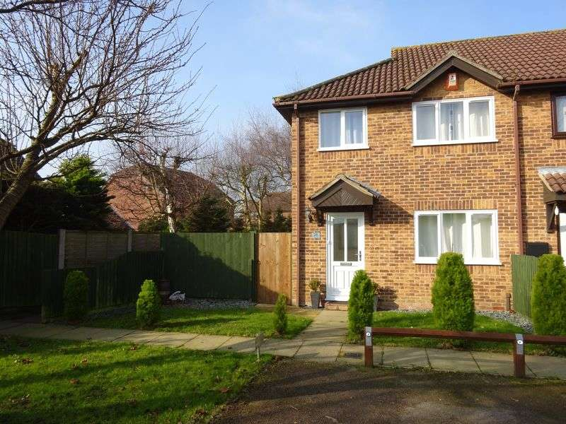 3 Bedrooms Terraced House for sale in Riverdene Mews, Taverham Norwich