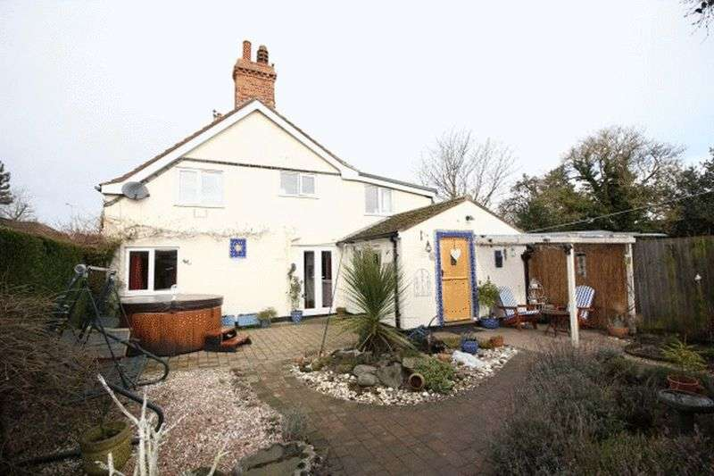 2 Bedrooms Cottage House for sale in Shop Hill, Mareham-le-Fen