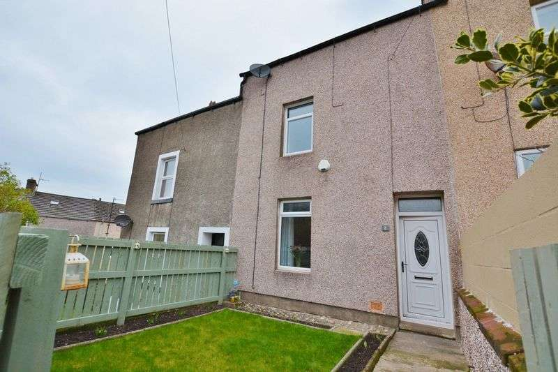 3 Bedrooms Terraced House for sale in Park View, Whitehaven