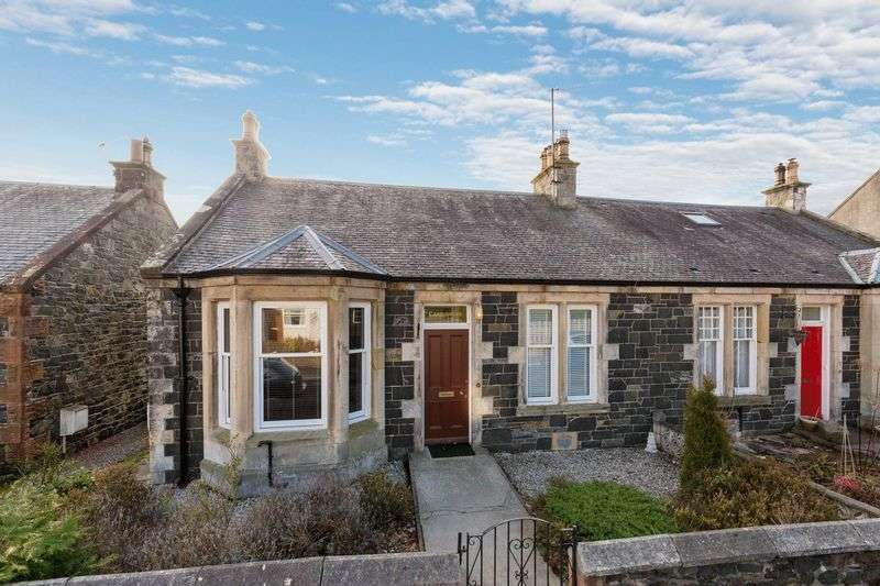 3 Bedrooms House for sale in 2 Walkershaugh, Peebles, EH45 8AU