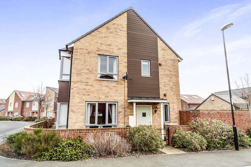 3 Bedrooms Semi Detached House for sale in Calshot Road, Castletown, Sunderland, SR5