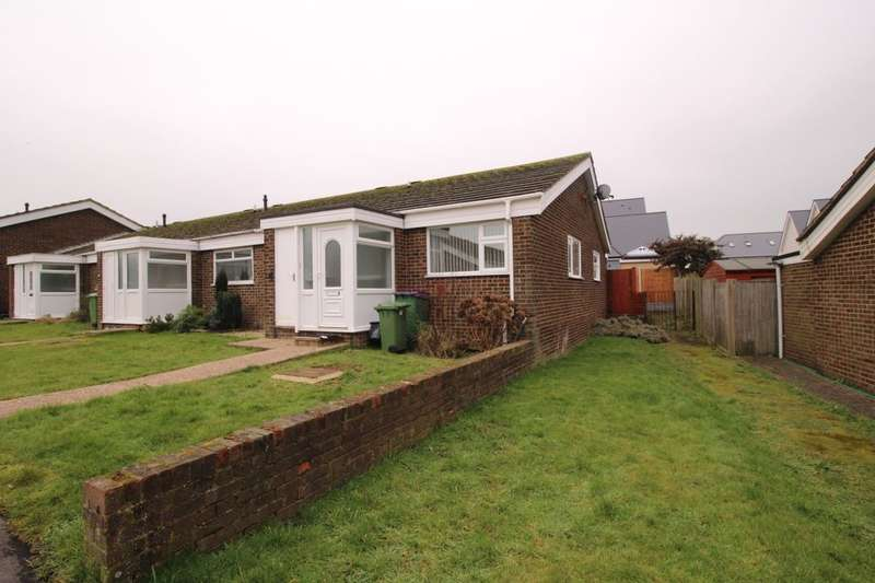 3 Bedrooms Semi Detached Bungalow for sale in Lynwood, Folkestone, CT19