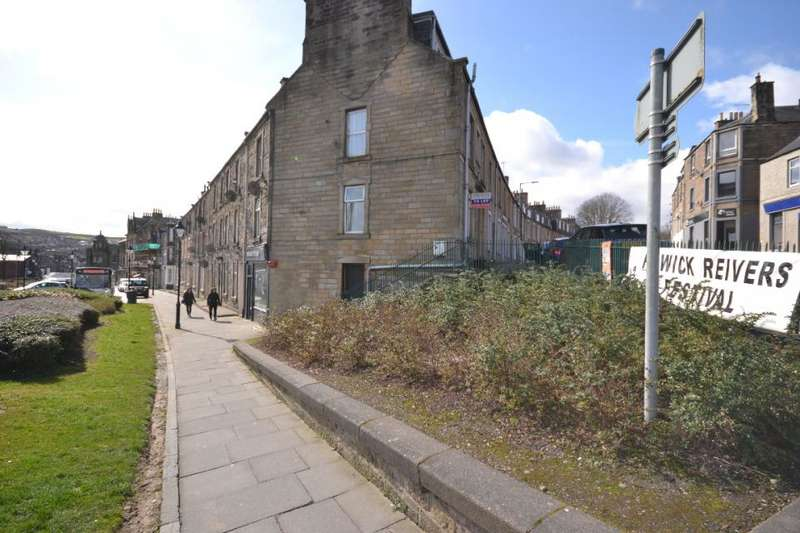 1 Bedroom Flat for sale in 1, Princes St Hawick, TD9 7AX