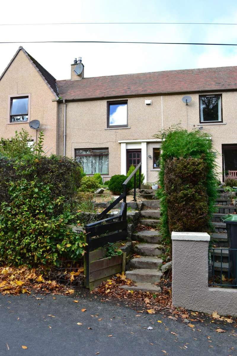 3 Bedrooms Terraced House for sale in 5, Overhall Road Hawick, TD9 7JB