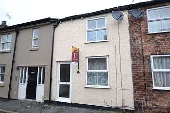 2 Bedrooms Terraced House for sale in Waller Street, Macclesfield, Cheshire SK11 7NT