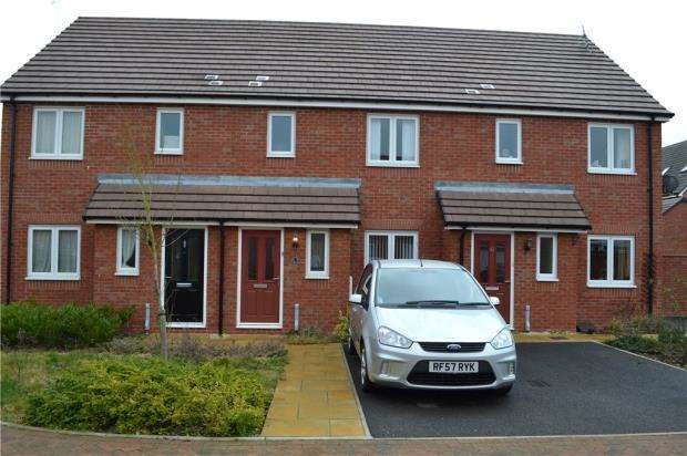 3 Bedrooms Terraced House for sale in Steinway, Bannerbrook, Coventry, West Midlands
