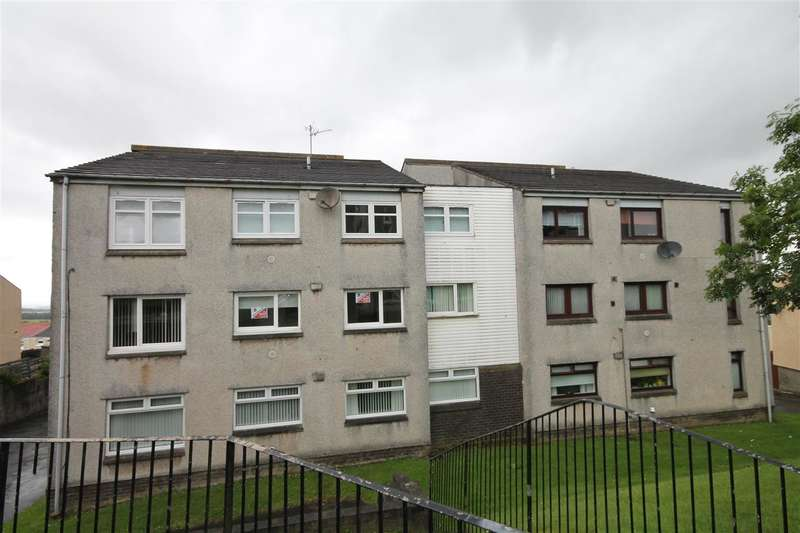 2 Bedrooms Flat for sale in Arranview Street, Chapelhall, Airdrie