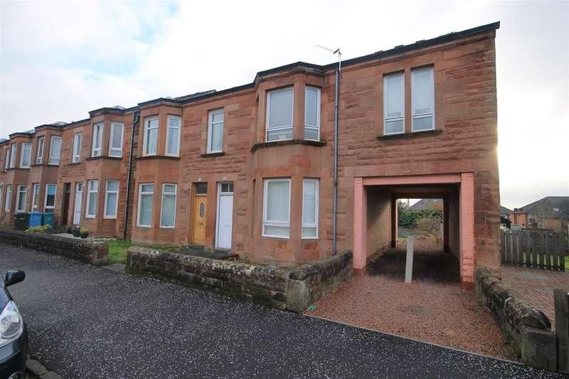 1 Bedroom Flat for sale in Gavin Street, Motherwell
