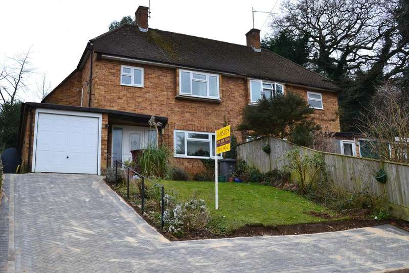 3 Bedrooms Semi Detached House for sale in Rotherfield Way, Emmer Green, Reading RG4