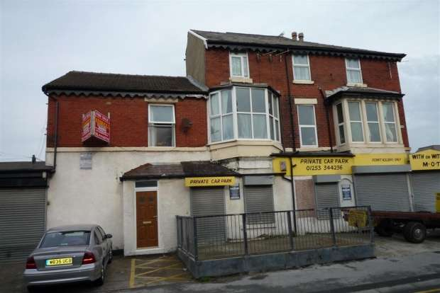 Property for sale in St Chads Road South Shore Blackpool