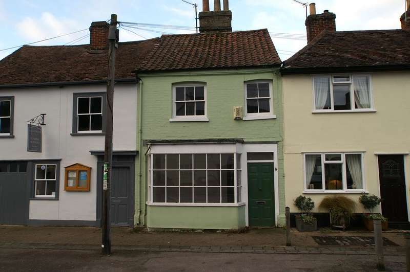 3 Bedrooms Terraced House for sale in Hall Street, Long Melford, Sudbury CO10