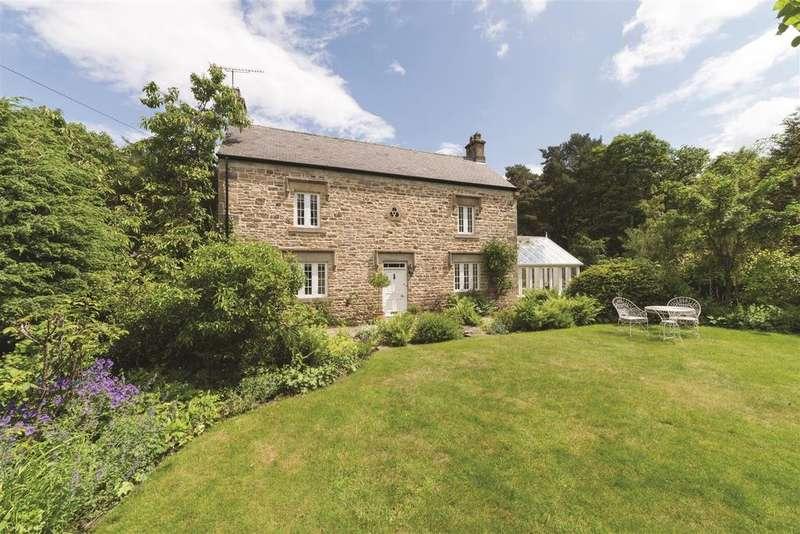 4 Bedrooms Detached House for sale in Mill Farm Road, Hamsterley Mill, Rowlands Gill, Tyne Wear NE39