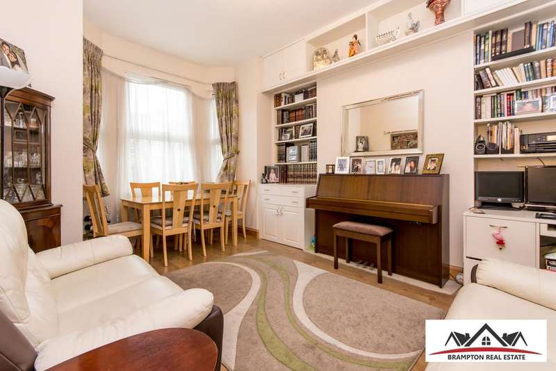2 Bedrooms Ground Flat for sale in Second Avenue, Hendon NW4