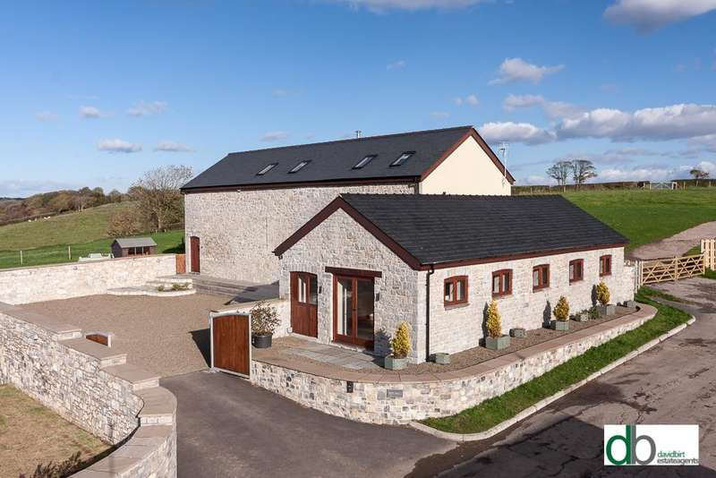 4 Bedrooms Detached House for sale in Pen Onn, Llancarfan CF62