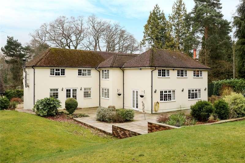 6 Bedrooms Detached House for sale in Sanctuary Lane, Storrington, Pulborough, West Sussex, RH20