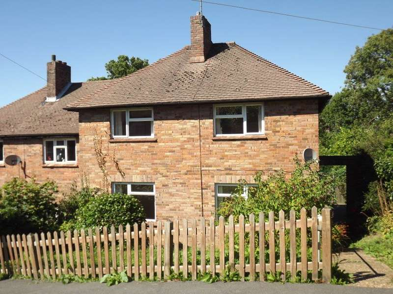3 Bedrooms Semi Detached House for sale in Queens Cottages, Wadhurst