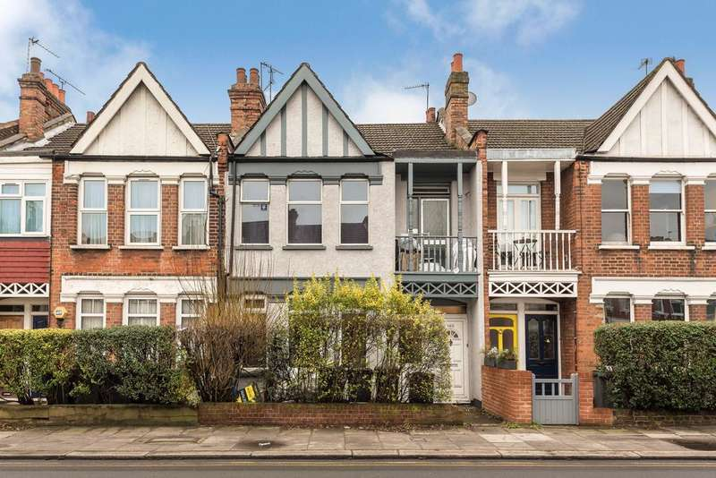 2 Bedrooms Maisonette Flat for sale in WESTBURY AVENUE, LONDON N22