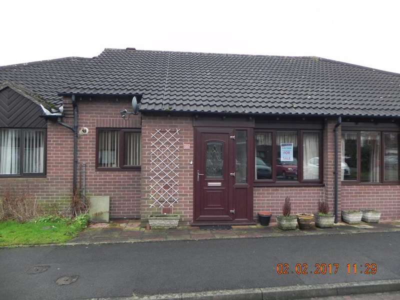 2 Bedrooms Terraced Bungalow for sale in Saxon Mill Lane, Tamworth B79 7JD