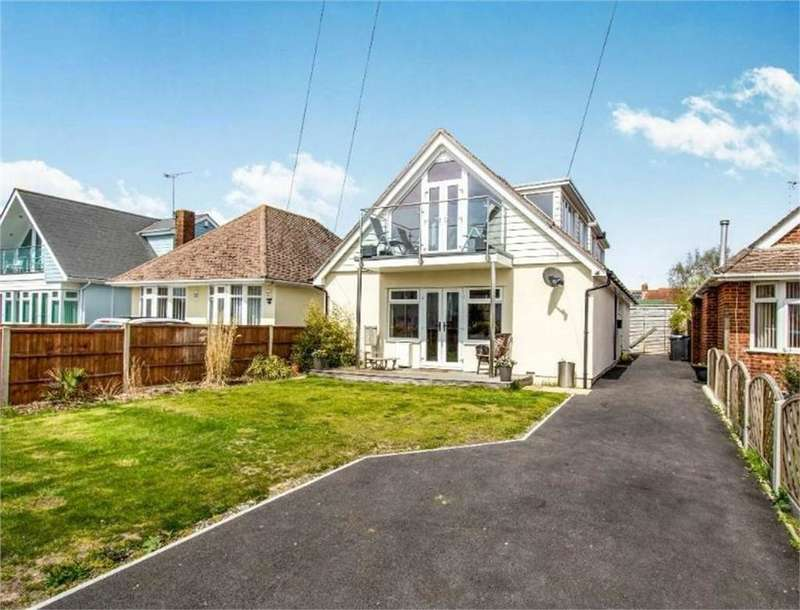 7 Bedrooms Detached House for sale in 81 Lulworth Avenue, POOLE, Dorset