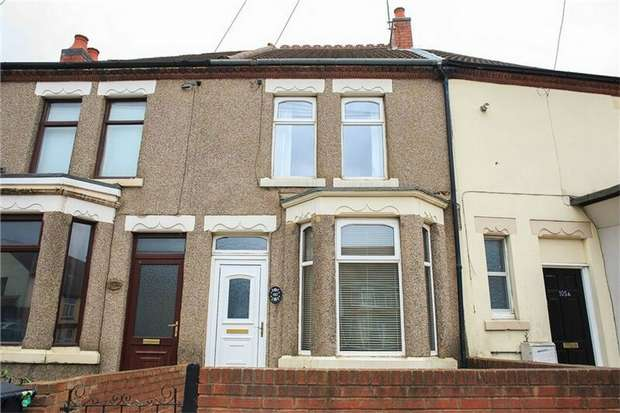 2 Bedrooms Terraced House for sale in Croft Road, Stockingford, Nuneaton, Warwickshire