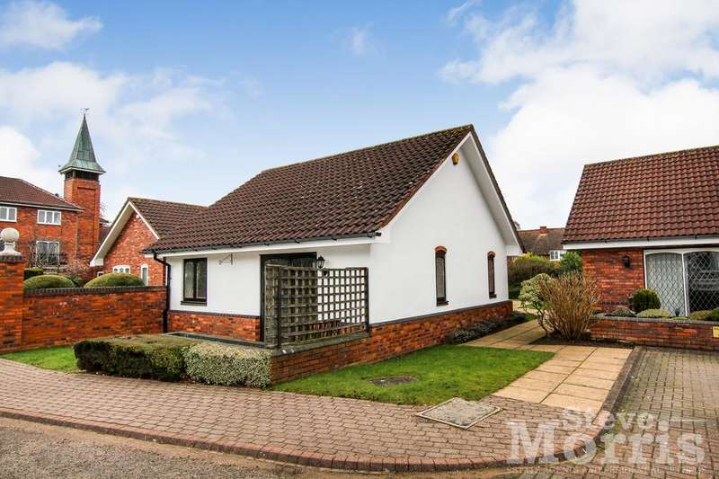 2 Bedrooms Bungalow for sale in Checkley Croft, Walmley, Sutton Coldfield B76
