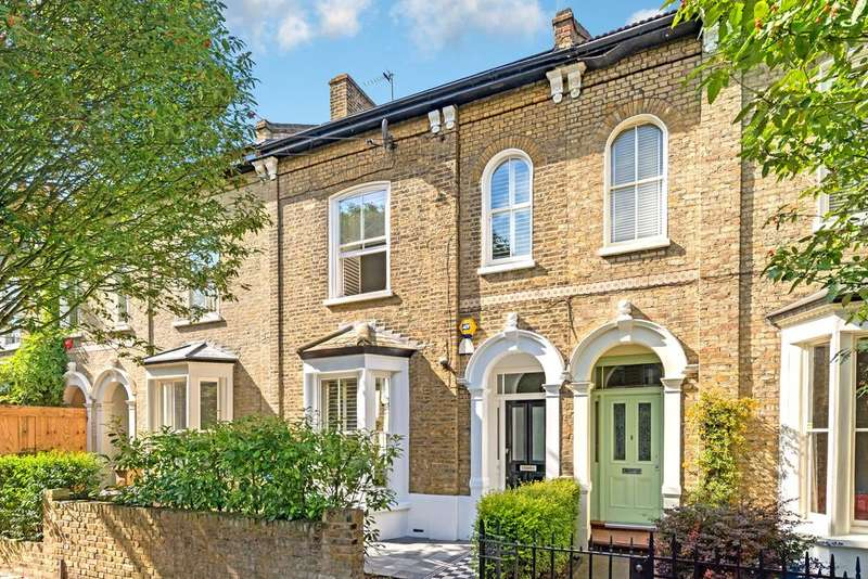4 Bedrooms Terraced House for sale in Elrington Road, Hackney, London E8