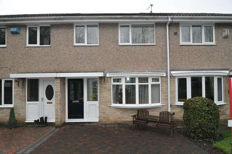 3 Bedrooms Link Detached House for sale in Middleham Walk, Spennymoor DL16