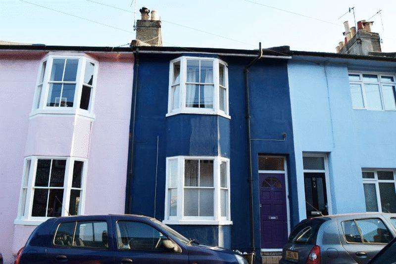 3 Bedrooms Terraced House for sale in Washington Street, Brighton