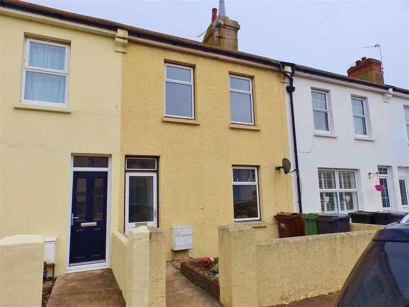 2 Bedrooms Terraced House for sale in Rye Street, Eastbourne